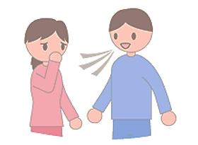 口臭の原因と予防について